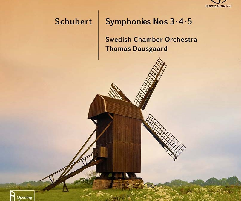 FORBES BEST OF 2014 – SCHUBERT SYMPHONIES NOS. 3, 4 & 5