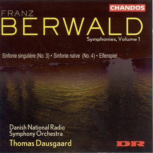 Berwald: The Symphonies, Volume I