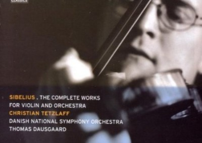 Sibelius: The Complete Works for Violin and Orchestra