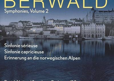 Berwald: The Symphonies, Volume II