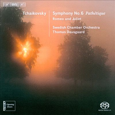 "Tchaikovsky: Symphony No. 6 ""Pathétique"",  Romeo and Juliet"