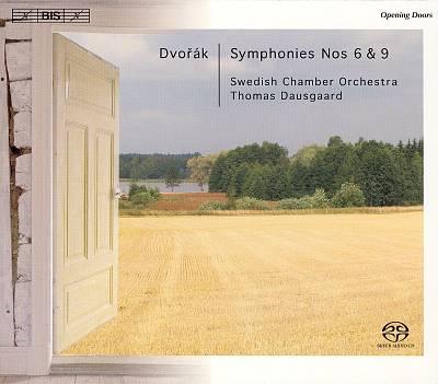 Dvořák: Symphonies Nos. 6 & 9