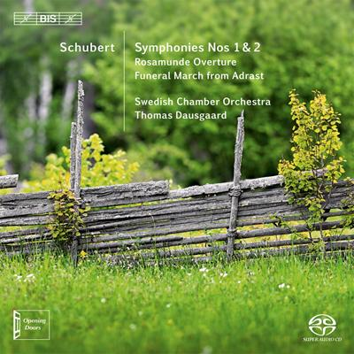 """A First Choice"" – Read Fanfare's Rave Review of Schubert: Symphonies Nos. 1 & 2"