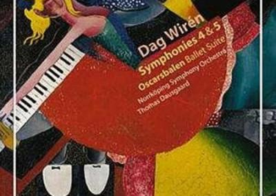 Wirén: Symphonies Nos 4 & 5, Ballet Suite