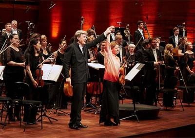 Watch Thomas Dausgaard Conduct Danish Radio – Wagner/Berg