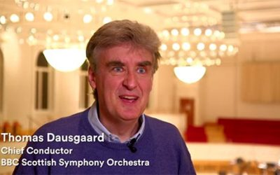Dausgaard Introduces The BBC Scottish Symphony Orchestra's 2017/18 Season