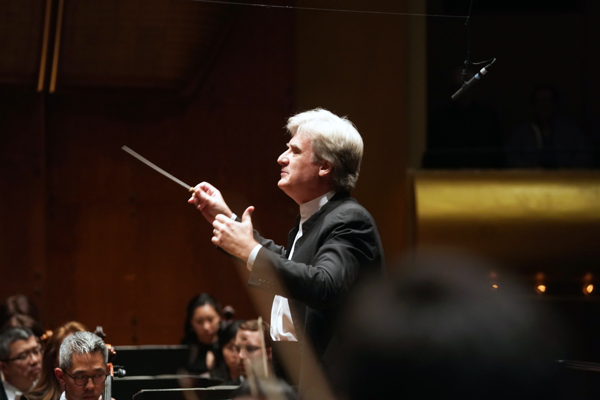 THOMAS DAUSGAARD HAS DISCUSSION ON SIBELIUS'S KULLERVO WITH GRAMOPHONE MAGAZINE